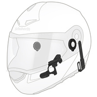 SENA 10U Motorcycle Helmet Intercom - Schuberth C3