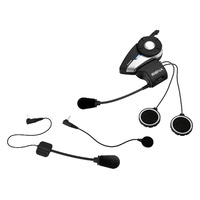 SENA 20S Bluetooth Motorcycle Intercom Helmet Headset - SINGLE