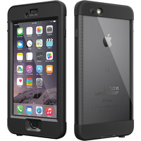 LIFEPROOF Nuud Case for iPhone 6s Plus - Black