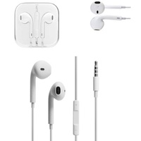 Apple Headphone Earphones with Mic/Volume Control 3.5mm Jack