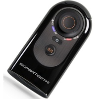 SUPERTOOTH HD VOICE Handsfree Car Bluetooth Speakerphone Kit