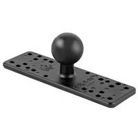 "RAM Mount 1.5"" C Size Ball with 6.25"" x 2"" Universal Electronics Marine Base"