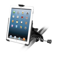 RAM Mount iPad Mini cradle YOKE Mount Handlebar Rail Tripod