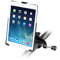 RAM Mounts iPad AIR 2 cradle YOKE Mount  Rail Handlebar Tripod