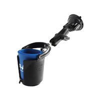 RAM Drink Cup Holder Suction Cup Mount
