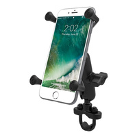 RAM Motorcycle Handlebar Mount Universal X-Grip iPhone 6 PLUS