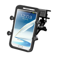 RAM Mount iPhone 6 plus Glare Shield golf cart airplane shield Mount