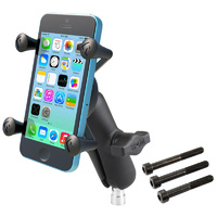 RAM Motorcycle BMW M8 Bolts Universal X-Grip Cradle iPhone 6