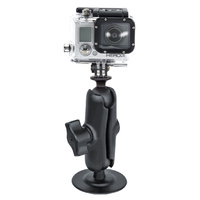 RAM Mount GoPro Camera Dash Adhesive Stick Down Mount