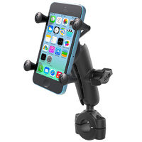 RAM Handlebar Rail 25mm Mount Universal X-Grip iPhone 6