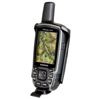 RAM Mount GPS Cradle for Garmin Astro 320 and GPSMAP 62 & 64 Series