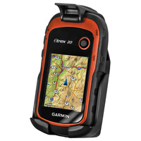 RAM Mount GPS Cradle for Garmin eTrex 10/20/30