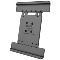 "RAM Mount Tab-Tite Cradle for 10"" Tablets and Samsung Galaxy Tab 4 10.1 and Tab S 10.5"