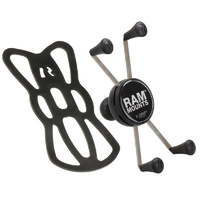 RAM Mount Universal X-Grip Cradle for LARGE Phones