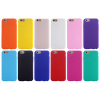 iPhone 6 Silicone Skin Case