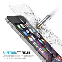Tempered Glass Screen Protector iPhone 6/6s PLUS