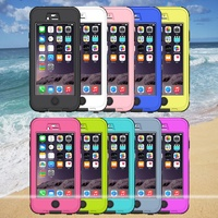 iPhone 6 Plus Waterproof Drop Dust Protective Rugged Case
