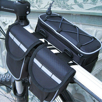 Bicycle Frame Front Tube Pouch case