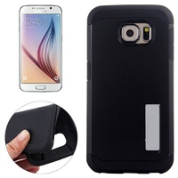 Samsung Galaxy S6 Slim Armor Combination Case with Stand