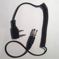 SENA SR10 Bluetooth Two way radio Custom cable