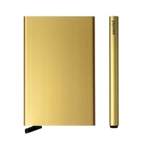 Secrid Wallet Card Protector Gold