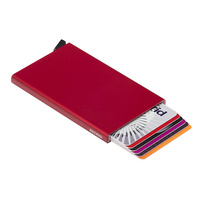 Secrid Wallet Card Protector Red