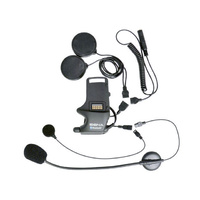 SENA SMH10 clamp kit earbud w attachable mics