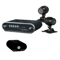 Vacron Motorcycle Dual DVR 1080P Camera Video Recorder