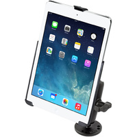 "Ram Flat Surface Drill Down Mount for iPad Pro 10.5"" & iPad Air 3"