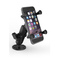 RAM Mount Flat Surface Drill Down Desk Large Phone Mount