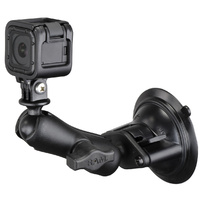 RAM Mount GoPro Camera Suction Cup Mount