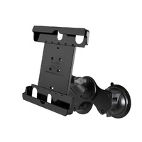 RAM Mount iPad Air 2 Suction Mount Using Heavy Duty Case
