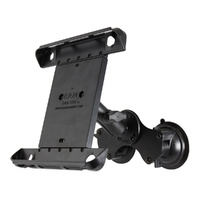 "RAM Tab-Tite 10"" Tablet Cradle Mount with Dual Suction Cup Base"