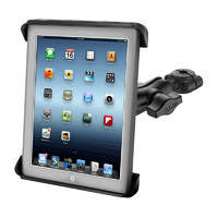 RAM Car Headrest Rail Mount iPad 2 3 4