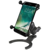 RAM Gas Tank Mount with X-Grip for iPhones & Large Phones - LARGE