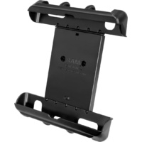"RAM Mount Tab-Tite Cradle 10"" Tablets using a Heavy Duty Case"