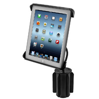RAM Drink Cup Holder Mount iPad 1 2 3 4  Cup Holder RAP-299-2-TAB3U