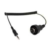 SENA SM10 3.5mm Stereo Jack to 6 Pin DIN  for BMW K1200LT