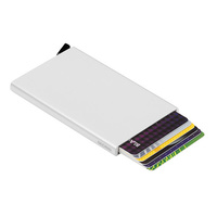 Secrid Wallet Card Protector Silver